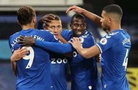 Gol Richarlison Bawa Everton Taklukkan Southampton di Goodison Park