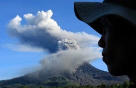 Gunung Sinabung Semburkan Awan Panas, Penerbangan Aman?