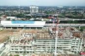 Proyek LRT City Ciracas Urban Signature Dikebut, Serah Terima 2022