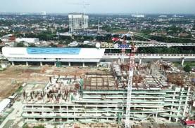 Proyek LRT City Ciracas Urban Signature Dikebut, Serah…