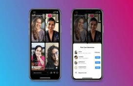 Asik, Instagram Live Rooms Kini Bisa Tampilkan 4 Pengguna Sekaligus