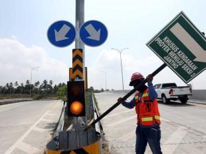 Proyek Pembangunan Jalan Tol Seksi 3 Indrapuri-Jantho Segera Selesai
