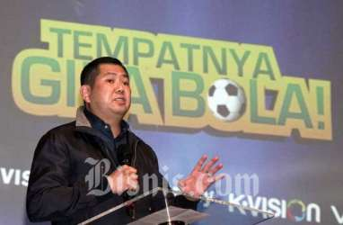 Hary Tanoe Percepat Grup MNC Bayar Utang Dolar AS, MNCN Siapkan Dividen