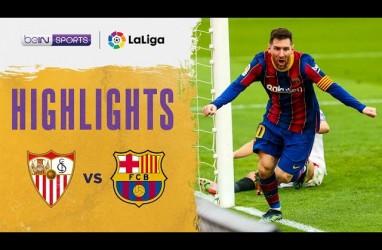 Prediksi Skor Barcelona vs Sevilla, Formasi, Susunan Pemain, Jadwal Pertandingan