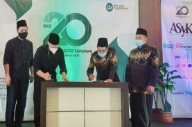 Layani Setoran Haji, UUS Bank Sinarmas Gaet Koperasi…