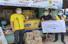 GAFI Salurkan Bantuan untuk Reseller Korban Banjir Banjarmasin