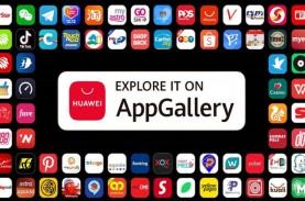 Pengguna AppGallery Huawei Melonjak, Ini Penyebabnya
