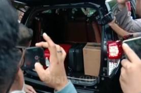 Kasus Nurdin Abdullah, KPK Geledah Kantor PUTR Sulsel