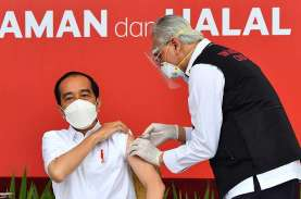 Setahun Covid-19 di Indonesia: Vaksinasi Belum Sesuai…