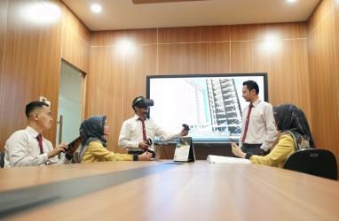 Brantas Abipraya Raih Sertifikat Building Information Modelling