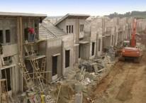 Ilustrasi pembangunan perumahan/Istimewa