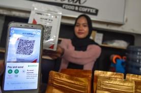 Setahun Covid-19 di Indonesia, Kala Dompet Digital…