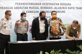 Pemkab Bandung Bersama 3 Daerah di Bandung Raya Teken…
