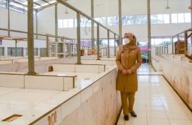 Perkuat Sektor Perdagangan, Bupati Anne Canangkan Pasar Sehat