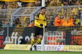 Gol Jadon Malik Sancho Bawa Dortmund Lolos ke Semifinal…