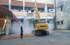 Pembangunan Stadion Mattoanging: Direncanakan Nurdin Abdullah, Terancam Disetop Danny