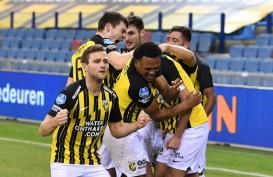 Vitesse Arnhem Lolos ke Final Piala Belanda, vs Ajax atau Heerenveen