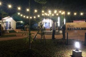 Rumah Lawan Covid-19 di Serpong Berkonsep Tenda Glamour Camping