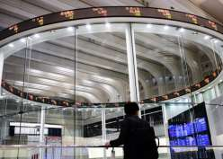 Wall Street Anjlok, Saham Asia Bergerak Variatif
