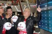 Transaksi Saham Bali United (BOLA) : Northstar Menjauh, Kaesang Merapat?