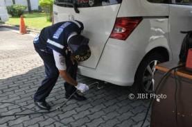 Anies: Kendaraan Tak Lulus Uji Emisi Dikenakan Biaya…