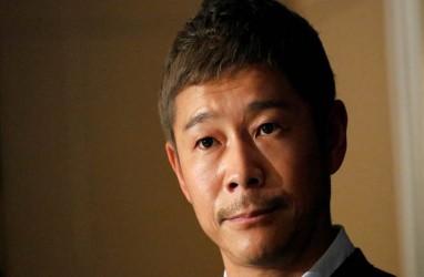 Wow, Miliarder Jepang Ini Ajak 8 Orang Pergi ke Bulan, Pakai Roket Elon Musk
