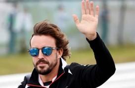 Tim Dokter Kaget dengan Cepatnya Kesembuhan Fernando Alonso