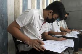 7 Warga Binaan Lapas Semarang Ikuti Ujian Semester…