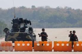 Junta Militer Paksa Ganti Duta Besar Myanmar untuk…