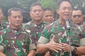 Akhir April 2021, Vaksinasi untuk Prajurit TNI AD…