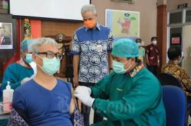 Jateng Mulai Laksanakan Vaksinasi Covid-19 untuk Lansia