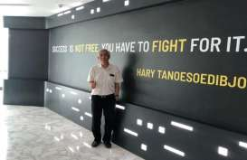 Emiten Hary Tanoe dan Lo Kheng Hong Tegaskan Tidak Pailit, Minta Tato Khusus Dihapus