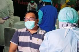 Vaksinasi untuk Ulama Dimulai, 250 Pengurus MUI Divaksin