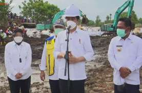 Tentang Penanggulangan Bencana, Jokowi: Tak Boleh…