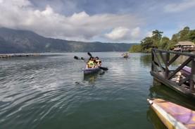 Letupan Belerang di Danau Batur, 11.950 Kg Ikan Mati…