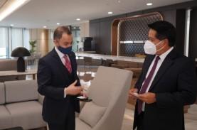Bos Bank Syariah Indonesia (BRIS) Ketemu CEO Dubai…
