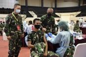 Mabes TNI Gelar Serbuan Vaksinasi Covid-19, Ribuan Prajurit Divaksin