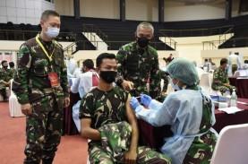 Mabes TNI Gelar Serbuan Vaksinasi Covid-19, Ribuan…