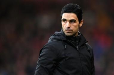Dikaitkan Gantikan Koeman di Barca, Arteta Mengaku Bahagia di Arsenal