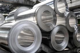 HARGA LOGAM : Aluminium Kembali Menanjak