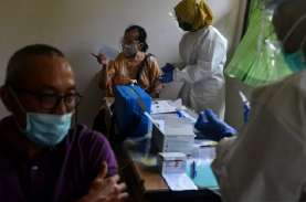 Cek Fakta: Vaksinasi Lansia 1.000 Orang Sehari di…