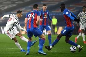 Hasil Liga Inggris : MU 0–0 vs Palace, Makin Sulit…