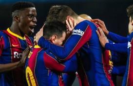 Menang Dramatis vs Sevilla, Barcelona Lolos ke Final Copa del Rey