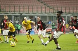 Hasil Serie A, Penalti di Ujung Laga Selamatkan Milan dari Kekalahan