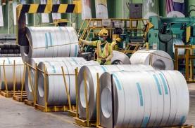 Jurus Kemenperin Dorong Industri Besi dan Baja