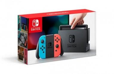 Nintendo Bakal Produksi Switch dengan Layar OLED 7 Inci