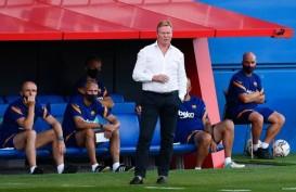 Barcelona Berhasil Comeback Lawan Sevilla, Koeman Puji Mental Pemainnya