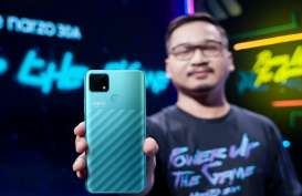 Ponsel Gaming Realme Narzo 30A Resmi Meluncur, Harga Tak Sampai Rp2 Juta