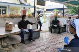 Ratusan Penghuni Yayasan Bhakti Luhur Positif Covid-19,…