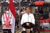 Jokowi Tegaskan Target Pertumbuhan Ekonomi 2021 Capai 5 Persen